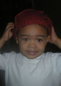 Brandon's malabrigo hat
