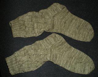 Koigu tidal wave socks