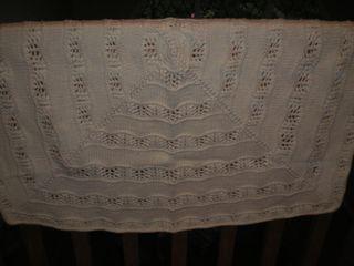 Alpaca shawl 1